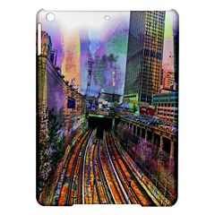Downtown Chicago City iPad Air Hardshell Cases