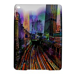 Downtown Chicago City iPad Air 2 Hardshell Cases