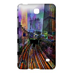 Downtown Chicago City Samsung Galaxy Tab 4 (7 ) Hardshell Case