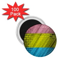 Brickwall 1.75  Magnets (100 pack)