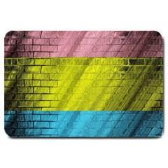 Brickwall Large Doormat