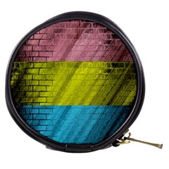 Brickwall Mini Makeup Bags