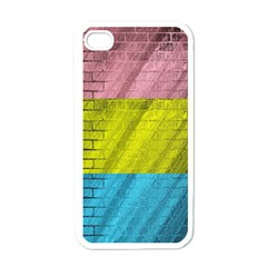 Brickwall Apple iPhone 4 Case (White)