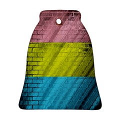 Brickwall Bell Ornament (Two Sides)