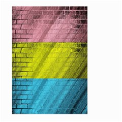 Brickwall Large Garden Flag (two Sides)