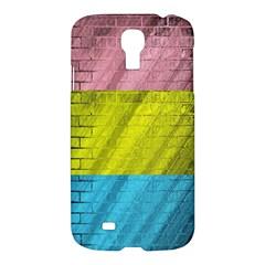 Brickwall Samsung Galaxy S4 I9500/I9505 Hardshell Case