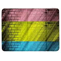 Brickwall Samsung Galaxy Tab 7  P1000 Flip Case