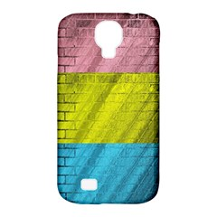 Brickwall Samsung Galaxy S4 Classic Hardshell Case (PC+Silicone)