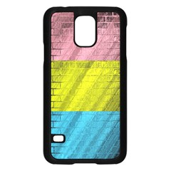 Brickwall Samsung Galaxy S5 Case (black)