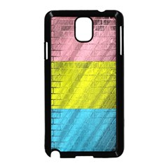 Brickwall Samsung Galaxy Note 3 Neo Hardshell Case (Black)