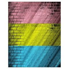 Brickwall Drawstring Bag (Small)