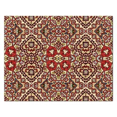 Seamless Pattern Based On Turkish Carpet Pattern Rectangular Jigsaw Puzzl