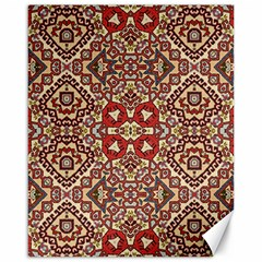 Seamless Pattern Based On Turkish Carpet Pattern Canvas 16  x 20