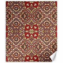 Seamless Pattern Based On Turkish Carpet Pattern Canvas 20  x 24