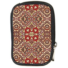 Seamless Pattern Based On Turkish Carpet Pattern Compact Camera Cases