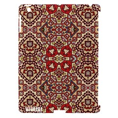 Seamless Pattern Based On Turkish Carpet Pattern Apple Ipad 3/4 Hardshell Case (compatible With Smart Cover)