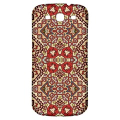 Seamless Pattern Based On Turkish Carpet Pattern Samsung Galaxy S3 S Iii Classic Hardshell Back Case