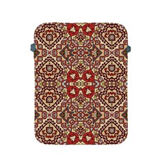 Seamless Pattern Based On Turkish Carpet Pattern Apple Ipad 2/3/4 Protective Soft Cases