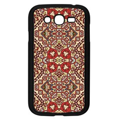 Seamless Pattern Based On Turkish Carpet Pattern Samsung Galaxy Grand DUOS I9082 Case (Black)