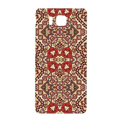 Seamless Pattern Based On Turkish Carpet Pattern Samsung Galaxy Alpha Hardshell Back Case