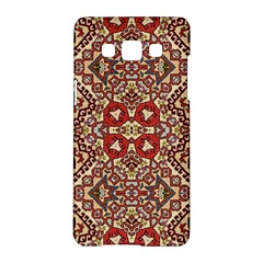 Seamless Pattern Based On Turkish Carpet Pattern Samsung Galaxy A5 Hardshell Case