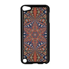 Armenian Carpet In Kaleidoscope Apple Ipod Touch 5 Case (black)