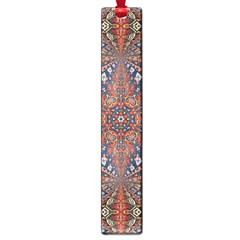 Armenian Carpet In Kaleidoscope Large Book Marks