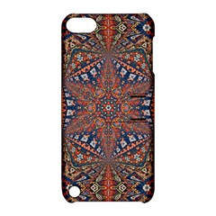 Armenian Carpet In Kaleidoscope Apple Ipod Touch 5 Hardshell Case With Stand