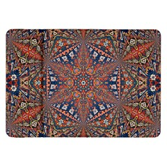 Armenian Carpet In Kaleidoscope Samsung Galaxy Tab 8.9  P7300 Flip Case