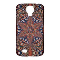 Armenian Carpet In Kaleidoscope Samsung Galaxy S4 Classic Hardshell Case (PC+Silicone)