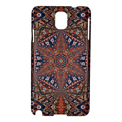 Armenian Carpet In Kaleidoscope Samsung Galaxy Note 3 N9005 Hardshell Case