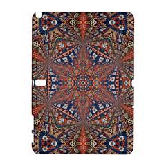 Armenian Carpet In Kaleidoscope Galaxy Note 1