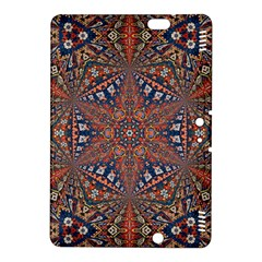 Armenian Carpet In Kaleidoscope Kindle Fire HDX 8.9  Hardshell Case