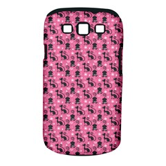 Cute Cats I Samsung Galaxy S Iii Classic Hardshell Case (pc+silicone)