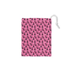 Cute Cats I Drawstring Pouches (XS)