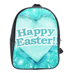 Happy Easter Theme Graphic School Bags(large)