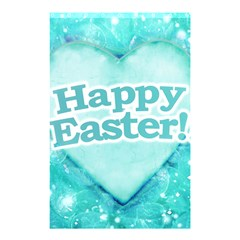 Happy Easter Theme Graphic Shower Curtain 48  x 72  (Small)