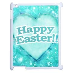 Happy Easter Theme Graphic Apple iPad 2 Case (White)