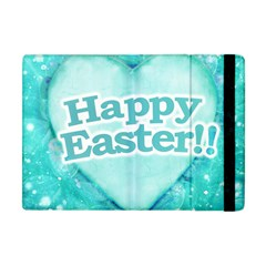 Happy Easter Theme Graphic Apple iPad Mini Flip Case