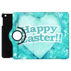 Happy Easter Theme Graphic Apple iPad Mini Flip 360 Case
