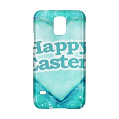 Happy Easter Theme Graphic Samsung Galaxy S5 Hardshell Case