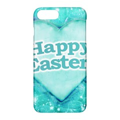 Happy Easter Theme Graphic Apple Iphone 7 Plus Hardshell Case