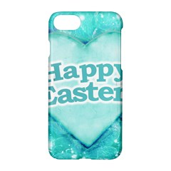 Happy Easter Theme Graphic Apple Iphone 7 Hardshell Case