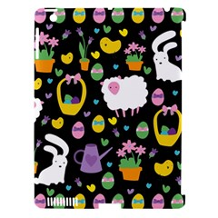 Cute Easter pattern Apple iPad 3/4 Hardshell Case (Compatible with Smart Cover)