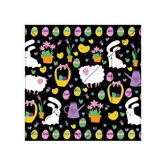 Cute Easter pattern Acrylic Tangram Puzzle (4  x 4 )