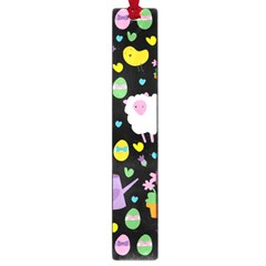 Cute Easter pattern Large Book Marks