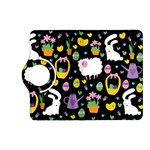 Cute Easter pattern Kindle Fire HD (2013) Flip 360 Case Front