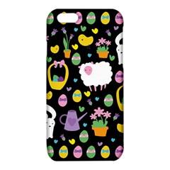 Cute Easter pattern iPhone 6/6S TPU Case