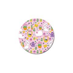 Cute Easter pattern Golf Ball Marker