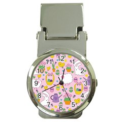 Cute Easter pattern Money Clip Watches